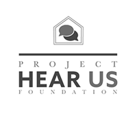 Lion's Heart Partners logo HearUs